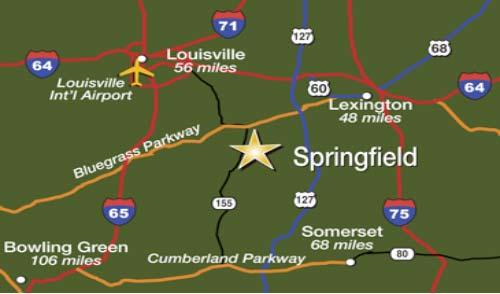 Springfield Map 2
